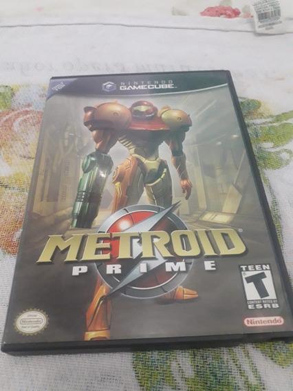 Metroid Prime Original Gamecube (americano)