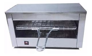 Tostador Carlitero Anion 657 Grill Electrico Con Pinza