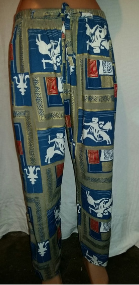 Pantalon De Tela