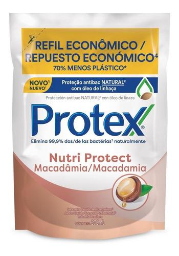 Sabonete Liquido Nutri Protect Macadâmia Protex 200ml
