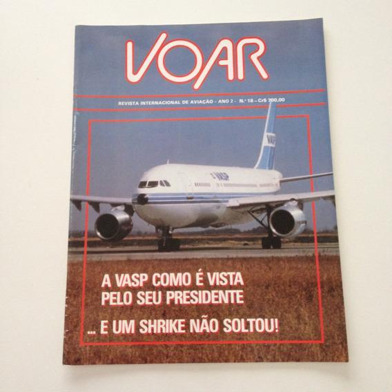 Revista Internacional De Aviação Voar A Vasp Como É Vista