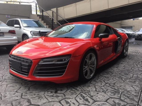 Audi R8 2014 2p Coupe Plus V10 5.2 Aut.