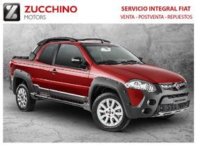 Fiat Strada Adventure 1.6 Dob.cab   Zucchino Motors