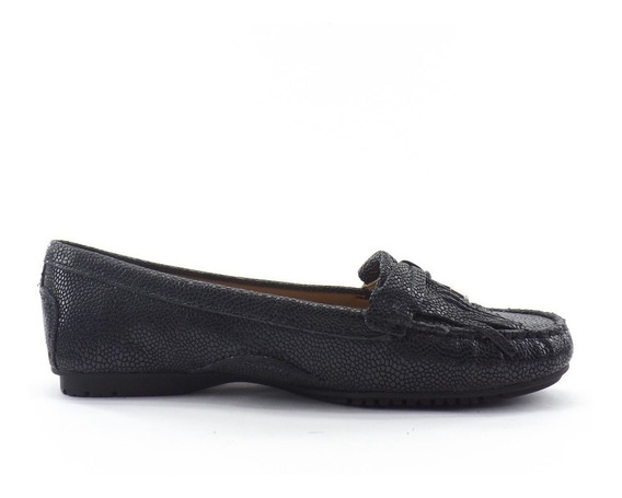 Mocasin Balerinas Chata Hush Puppies Liquidacion