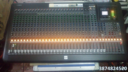 Consola De Sonido Yamaha Mgp32x No Mackie Soundcraft