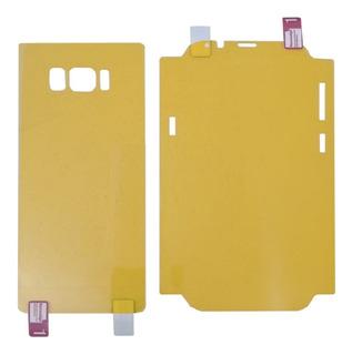 Pelicula Frente E Verso 360 Samsung S8 S8 Plus S9 S9 Plus
