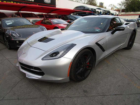 Chevrolet Corvette Stingray Coupe Z51 2018
