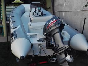 Semirrigido Kiel 4,60 Con Yamaha 40 Hp Exelente Estado