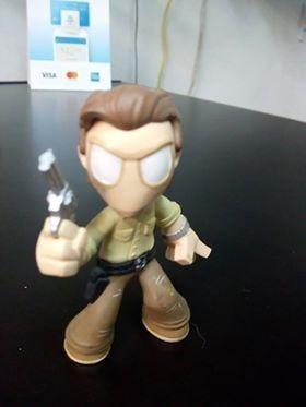 Funko Mini The Walking Dead Series Minis Rick Grimes