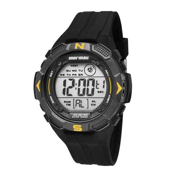Relógio Mormaii Masculino Mo2908/8y C/ Garantia E Nf