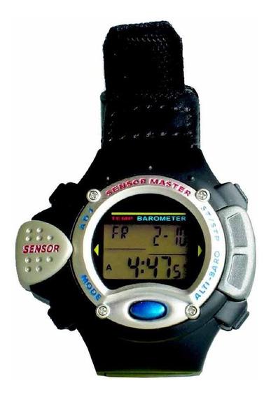 Relógio C/ Altímetro E Barômetro Sensormaster Smw 35 Csr 12x