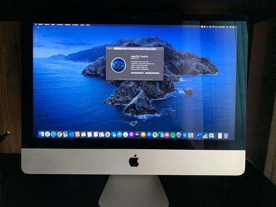 Apple iMac 21.5 Retina 4k 2017 Com Defeito No Vídeo