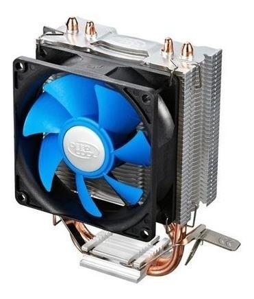 Cooler Universal P/ Processador Intel/amd Fan Gamer Silencio