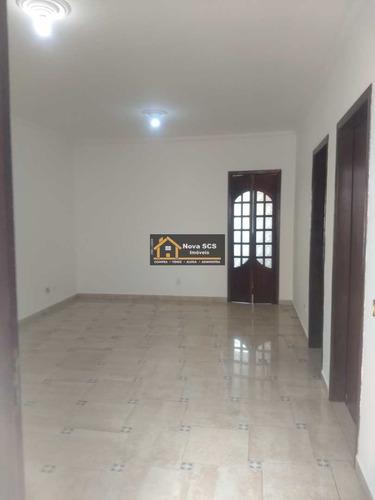 Imagem 1 de 14 de Casa Com 2 Dorms, Nova Gerty, São Caetano Do Sul - R$ 900 Mil, Cod: 1153 - V1153