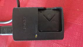 Carregador Bateria Original Câmera Sony Bc-csn