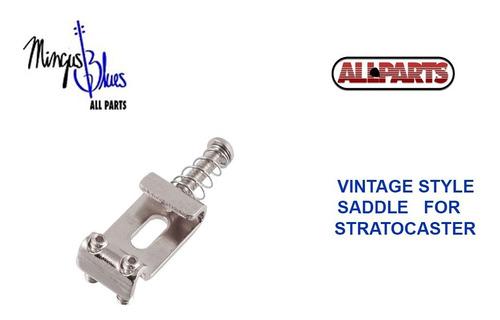 Saddle-carros Puente Guitarra Eléctrica Strato- Allparts