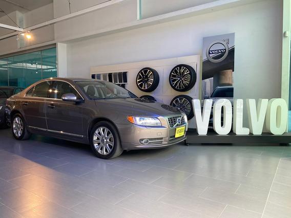Volvo S80 Automatico Secuencial Motor 2.500 Cc Full Equipo
