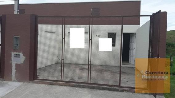 Sobrado Com 2 Dormitórios À Venda, 62 M² Por R$ 165.000,00 - Cidade Salvador - Jacareí/sp - So0519