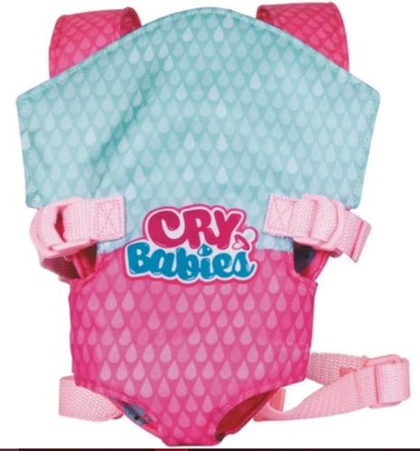 Cry Babies Portabebé Licencia Oficial