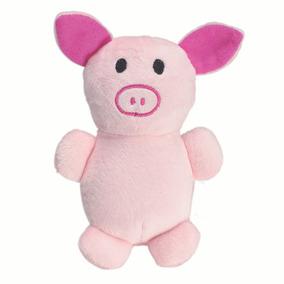 Brinquedos Para Pet - Pelúcia Cute Animals P - Porco - Pet B