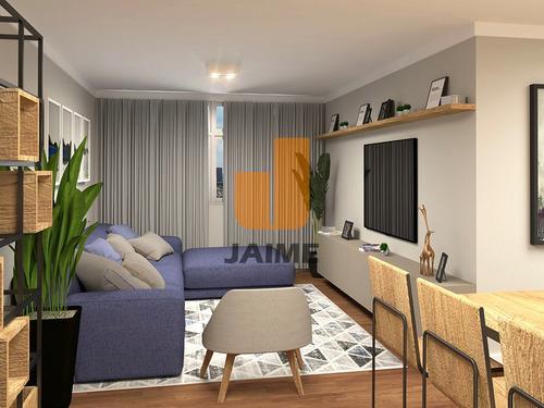 Apartamento Para Venda No Bairro Jardim Paulista Em São Paulo - Cod: Ja17805 - Ja17805
