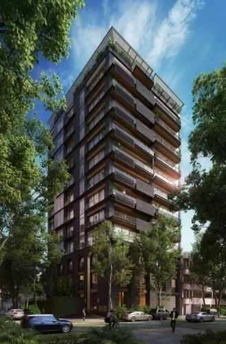 Pre-venta Exclusivo Garden House Polanco, Campos Eliseos