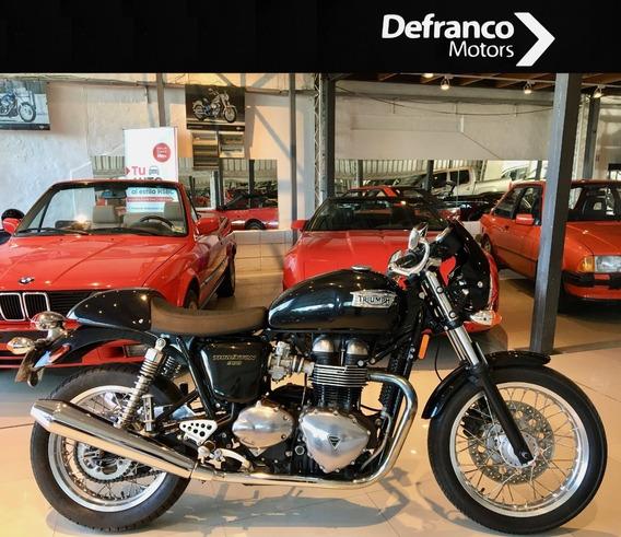 Triumph Thruxton 900 Permuto Financio Defranco Motors