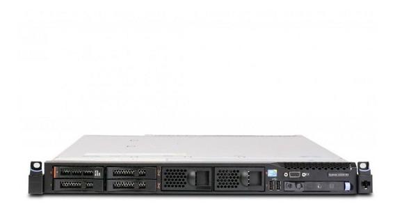 Servidor Ibm System X3550 M3 7944ac1 Intel Xeon E5620 Quadcore 2.4ghz 12mb 6gb Ddr3 Ram 2x 146gb Hd Revisado Garantia Nf