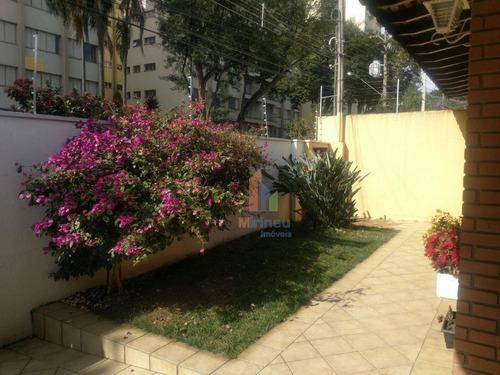 Imagem 1 de 24 de Casa Com 3 Dormitórios À Venda, 200 M² Por R$ 742.000,00 - Jardim Chapadão - Campinas/sp - Ca0469