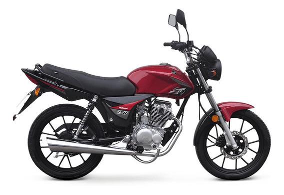 Motomel Cg 150 S2 Full