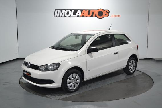 Volkswagen Gol Trend 1.6 Pack I 3p M/t 2013 -imolaautos-