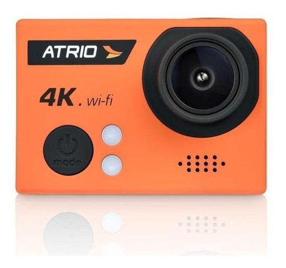 Câmera Atrio Dc185 Fullsport 16mp 4k Com Controle Remoto