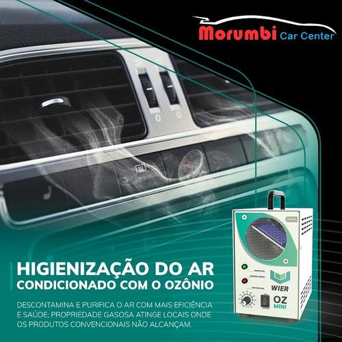 Imagem 1 de 5 de Higienização Por Ozonio Automotvo + Filtro Polen