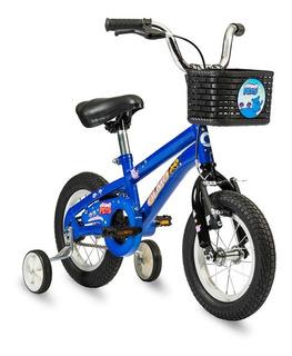 Bicicleta Infantil Olmo Cosmo Rodado 12 C/ Rueditas