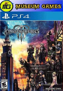 Kingdom Hearts 3 Ps4 Español Fisico Sellado - Local !