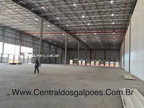 Galpão Para Locação Em Simões Filho, Centro Industrial De Aratu - 645artlg4_2-1153030