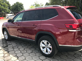 Volkswagen Nuevo Teramont 2019