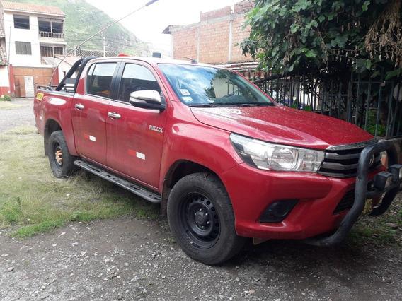Vendo Ocasion Toyota Hilux Año Fab. 2016. Motor 1gd.