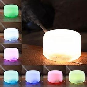 Humificador Difusor Aromas Luz Led Colores