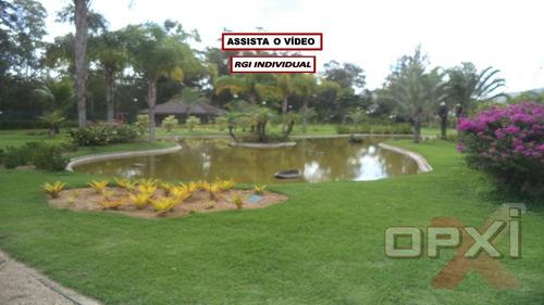 Terreno Condomínio Reserva Das Garças (próximo Ao Recreio Dos Bandeirantes) - 1410
