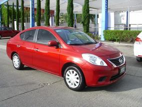 Nissan Versa 1.6 Sense Aut. 2013