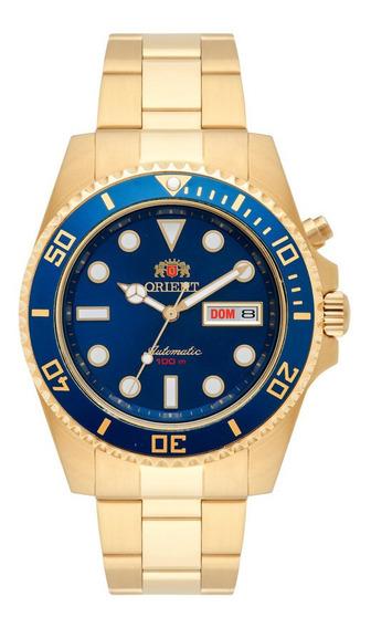 Relógio Orient -469gp066 D1kx