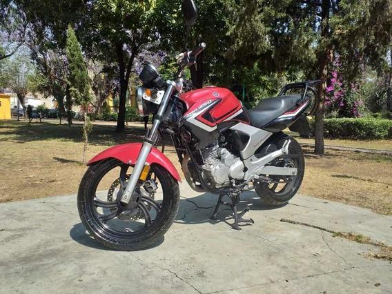 Motocicleta Yamaha Ybr 2550 Cc 2015 Se Factura Al Comprador
