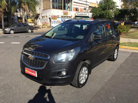 Chevrolet Spin 2016 Ltz 1.8 Mt 7 Asientos My Link