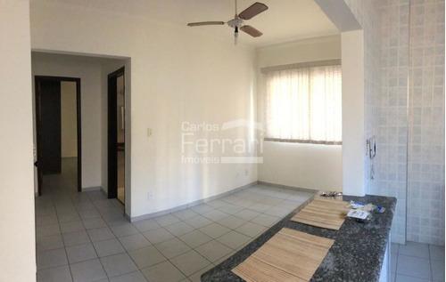 Apartamento - Praia Grande -300m Da Praia- Guilhermina - Cf34219