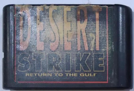 Cartucho Desert Strike Mega Drive