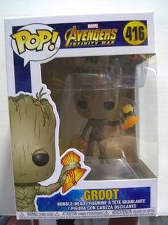 Funko Pop! Avengers Groot #416