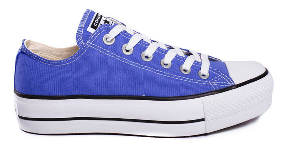 Zapatillas Converse Chuck Taylor All Star Lift -166635c- Tri