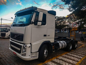 Volvo Fh 460 6x4 - 2014