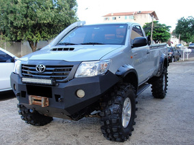 Toyota Hilux 3.0 Cab. Simples Chasis 4x4 2p Equipada Offroad